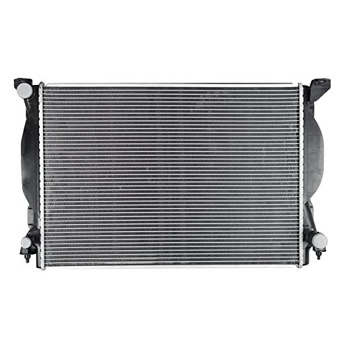 JSD B616 M/T MT Radiator for Audi 2002-2008 A4 & A4 Quttro A6 & A6 Quattro 3.0 3.2L V6 Ref# CU2590