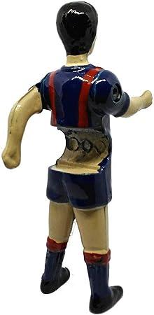 Manuel Gil Jugador futbolin Catalan Cordoba articulado Barra 14mm: Amazon.es: Juguetes y juegos
