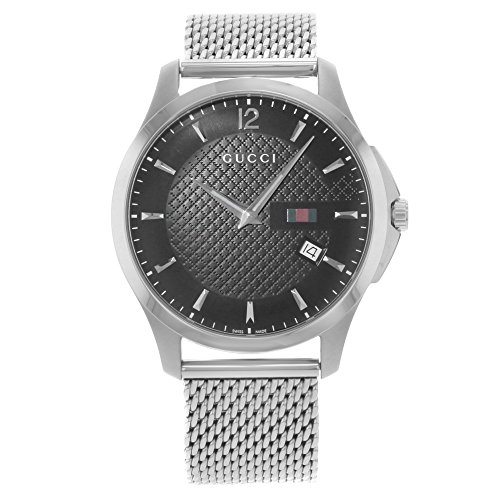 Gucci Watch G Timeless Black Dial Ya126308