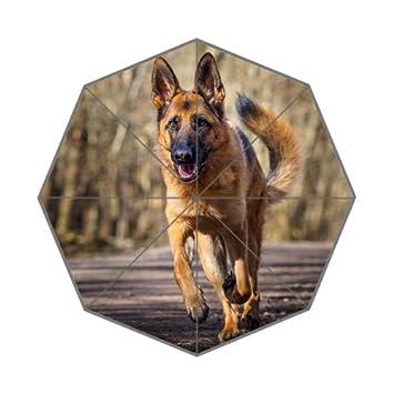 aa22488ac962 New Arrive Sun Best Umbrellas Creative Design German Shepherd Cool ...