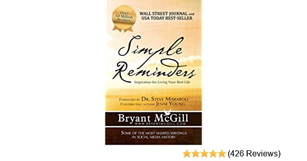 Simple Reminders Ebook
