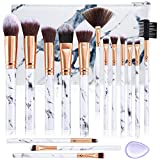 Best Makeup Brush Sets - ALLFY Makeup Brushes Set Premium Synthetic Foundation Powder Review