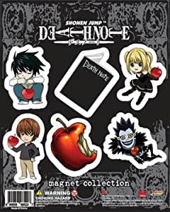 Death Note: Chibi Characters Art Collection Magnets
