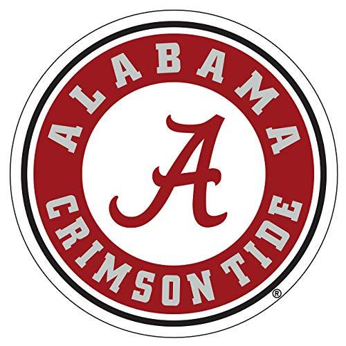 NCAA Alabama Crimson Tide Premium Vinyl Decal (6)