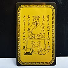 Feng Shui Tai Sui Amulet Card/talisman/fengshui W Fengshuisale Red String Bracelet M6039