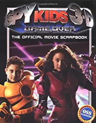 Spy Kids 3 Scrapbook