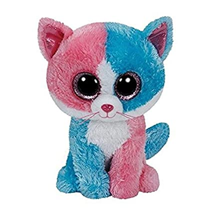 Amazon.com  Ty Beanie Boos Fiona - Cat Large (Justice Exclusive ... eb34ae524619