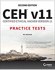 CEH v11: Certified Ethical Hacker Version 11 Practice Tests