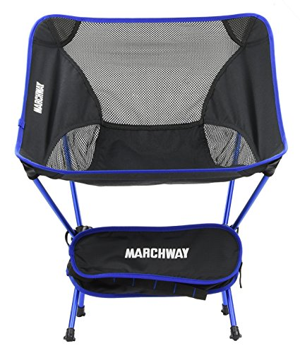 Ultralight Folding Backpacking Camping Chair Portable