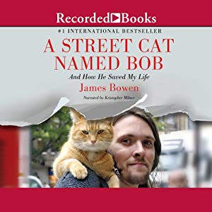 A Street Cat Named Bob Audiobook