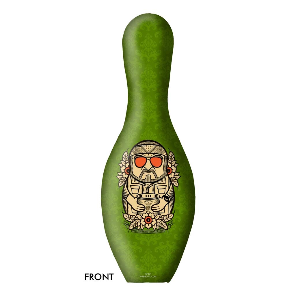 The Big Lebowski- Walter Bowling Pin by Bowlerstore Products
