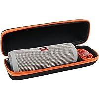 Hard EVA Travel Case for JBL Flip 4 Splashproof Portable Bluetooth Speaker by Hermitshell