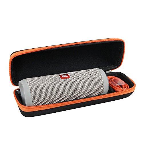 Hermitshell Hard EVA Travel Case Fits JBL Flip 4 Splashproof Portable Bluetooth Speaker