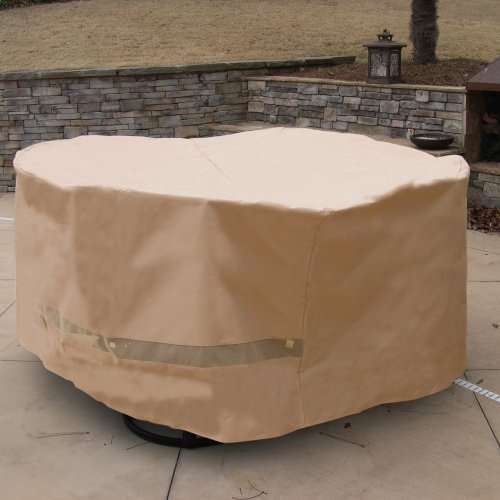 Hearth Amp Garden Sf40245 Deluxe Round Table And Chair Set