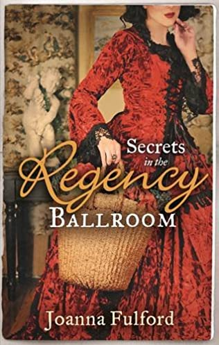 book cover of Secrets in the Regency Ballroom