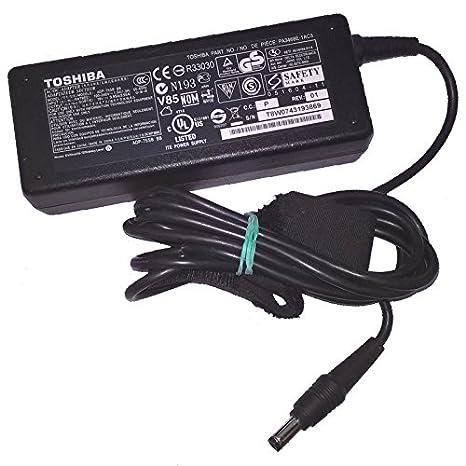 Toshiba Cargador ADP-75SB BB PA3468E-1AC3 051604 - 11 pc ...