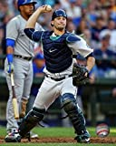 """Mike Zunino Seattle Mariners 2015 MLB Action Photo (Size: 8"""" x 10"""")"""