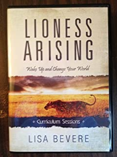 Amazon lioness arising curriculum bookworkbookdvdcd lioness arising curriculum sessions 3 dvd set wake up and change your world fandeluxe Choice Image