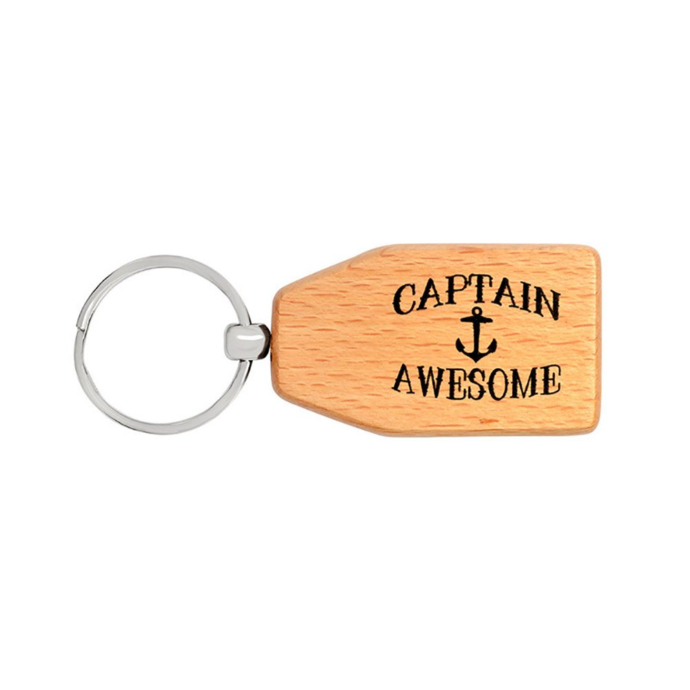 Fathers Day Gifts for Papa Best Papa Ever Wood Keychain Key Tag Papa Gifts Love Dream LD-KY-01-0060