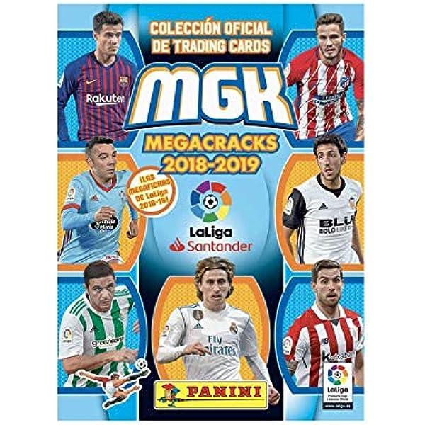 Panini Megacracks - Caja con 24 sobres de cartas (003503BOX24E ...