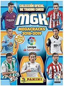 Panini Megacracks - Caja con 24 sobres de cartas (003503BOX24E): Amazon.es: Juguetes y juegos