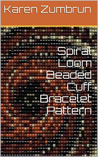 - Spiral Loom Beaded Cuff Bracelet Pattern
