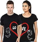 تي شيرت Love birds Couple