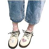 Partiss Women's College Rabbit Lolita Shoes 38 White