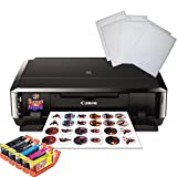 Canon Edible Printer Package - Printer, Ink, Edible Paper Wafer Sheets - Best Reviews Guide