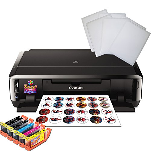 EDIBLE PRINTER - CANON PRINTER,EDIBLE INK AND FROSTING SHEET