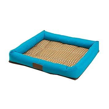 XGPT Cool Caseta De Perro Teddy Pet Nido Pequeño Y Medio Dog Perro Mat Mascota,Blue,S: Amazon.es: Deportes y aire libre