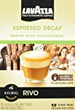 Lavazza Espresso Decaf for Keurig Rivo System, 18 count by Luigi Lavazza [Foods]