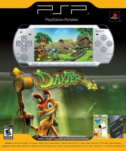 Amazon.com: PlayStation Portable Limited Edition Daxter ...