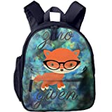 Zero Fox Given Boys Casual Lightweight Canvas Backpacks School Rucksack Travel Backpack.
