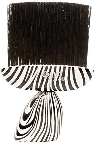 Head Jog Nouveau Neck Brush, Zebra Number 197 Hair Tools 89799