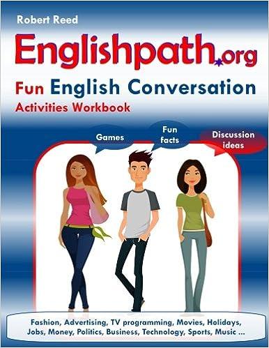 Englishpath org Fun English Conversation Activities Workbook