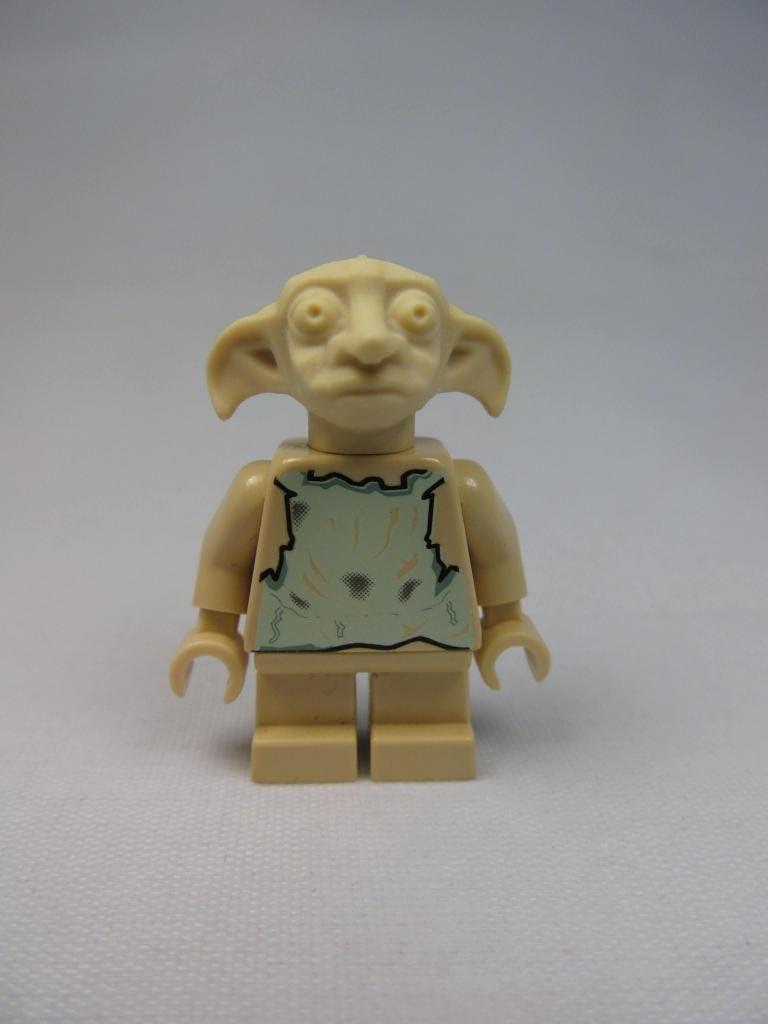 LEGO Harry Potter Dobby Minifigure Original