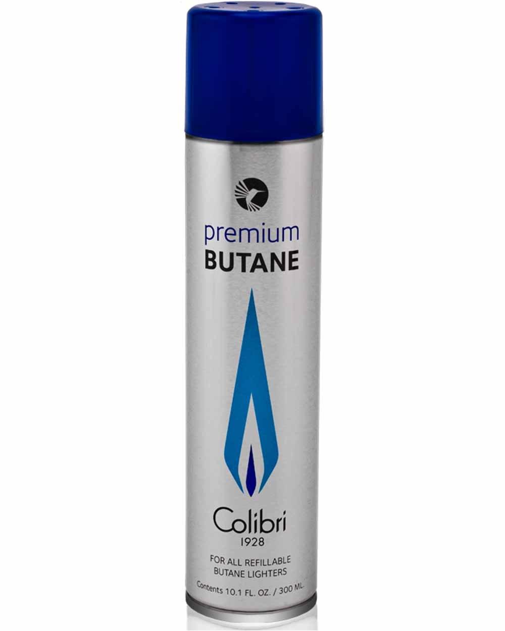 1144c9d5a475 Colibri 300ml 10.1 Fluid Ounce Premium Butane Fuel Gas Refill