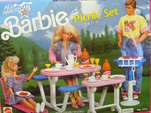 vintage barbie sets - 9