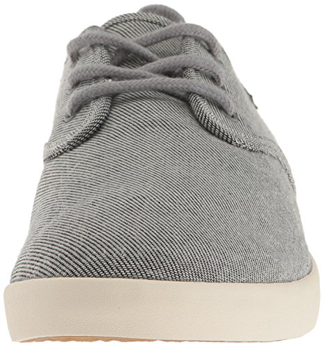 Sanuk Mens Guide TX Shoe Grau/Weiß