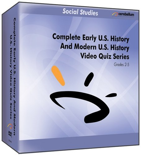 Complete Early U.S. History And Modern U.S. History Video Quiz Series (10 - Test Warehouse Quiz