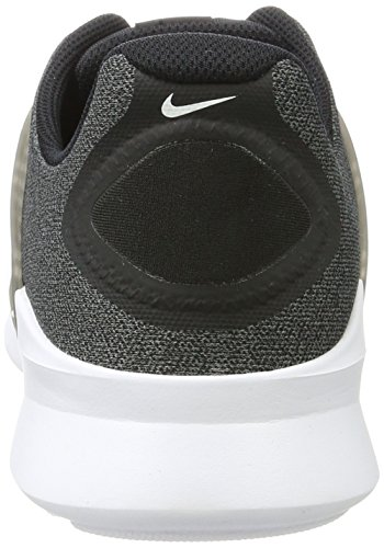 NIKE White Black Gre 002 s Men dark Black Trainers Arrowz wf1YfxZqr