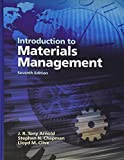 Book cover image for Introduction to Materials Management (7th Edition)