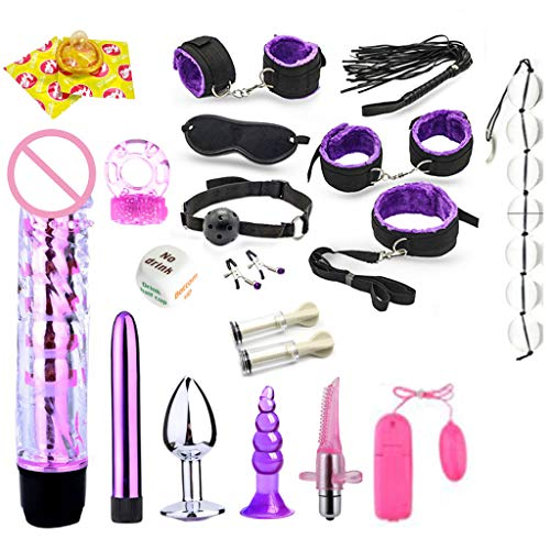 ABBY -J Adult BSDM Kits for Couples Beginners
