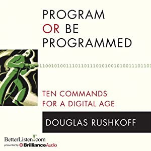 Program or Be Programmed Audiobook