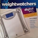 Weight Watchers WW400GD Digital Glass Scale by Conair