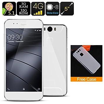 Gigaset ME Smartphone (White): Amazon.es: Electrónica