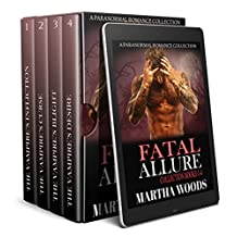 Fatal Allure Collection: (Books 1-4) (Fatal Allure Series Box Set Book 1)
