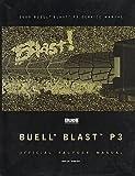 2000 BUELL MOTORCYCLE BLAST P3 SERVICE MANUAL P/N 99492-00Y (201)