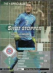 WCCF 15-16 / SPE 14 / Manuel Neuer